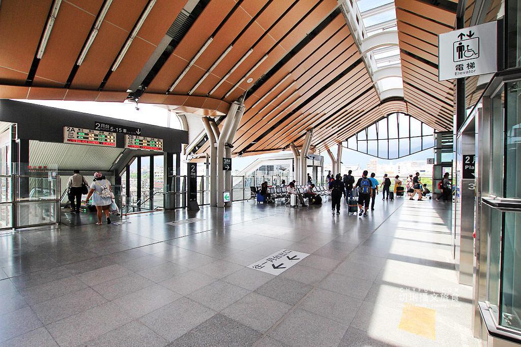20190907001041_95 花蓮|花蓮車站綠建築山海意象,迎賓傘與新穎空間通透明亮