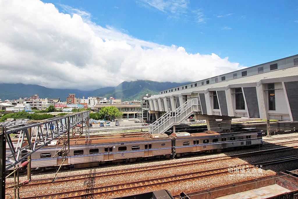20190907001044_50 花蓮|花蓮車站綠建築山海意象,迎賓傘與新穎空間通透明亮