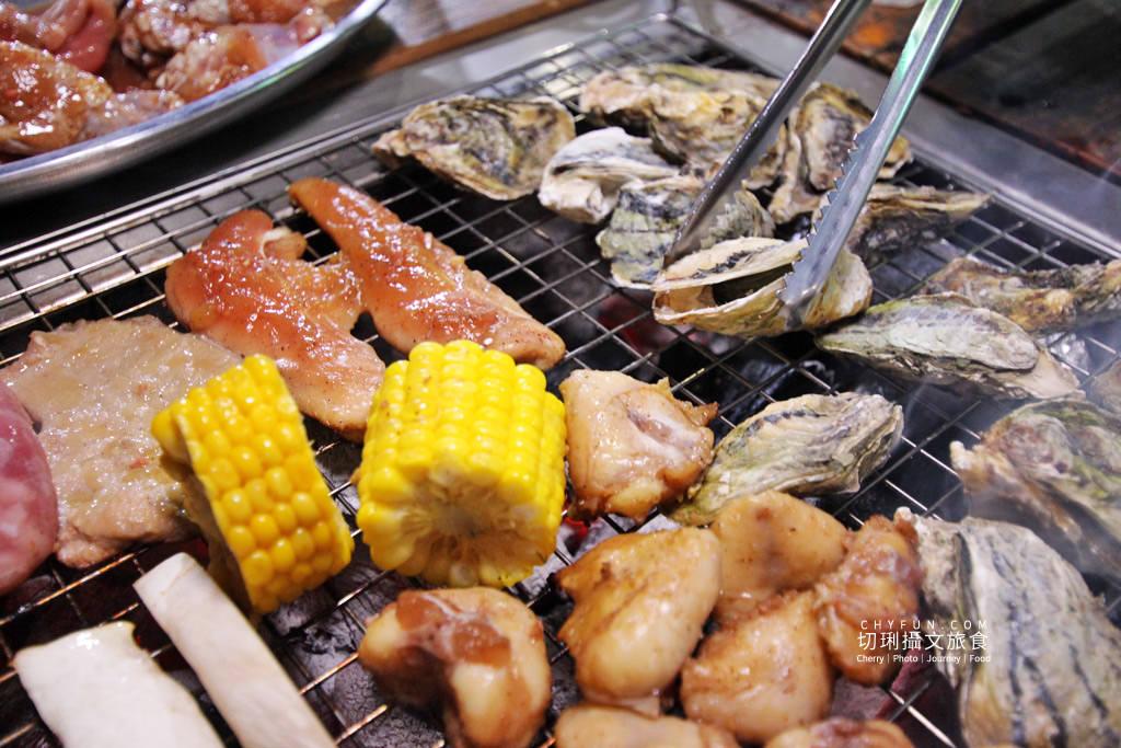 澎湖燒烤、菜園BBQ