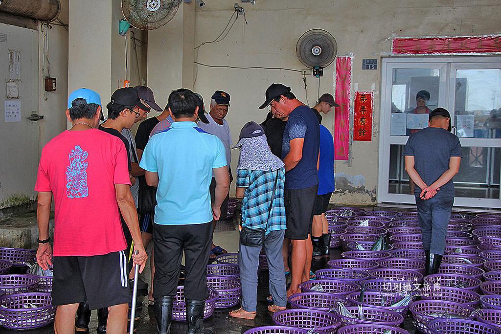 20190916201308_71 苗栗|龍鳳漁港看現撈體驗競拍魚貨之精彩,直擊慢魚運動的一環