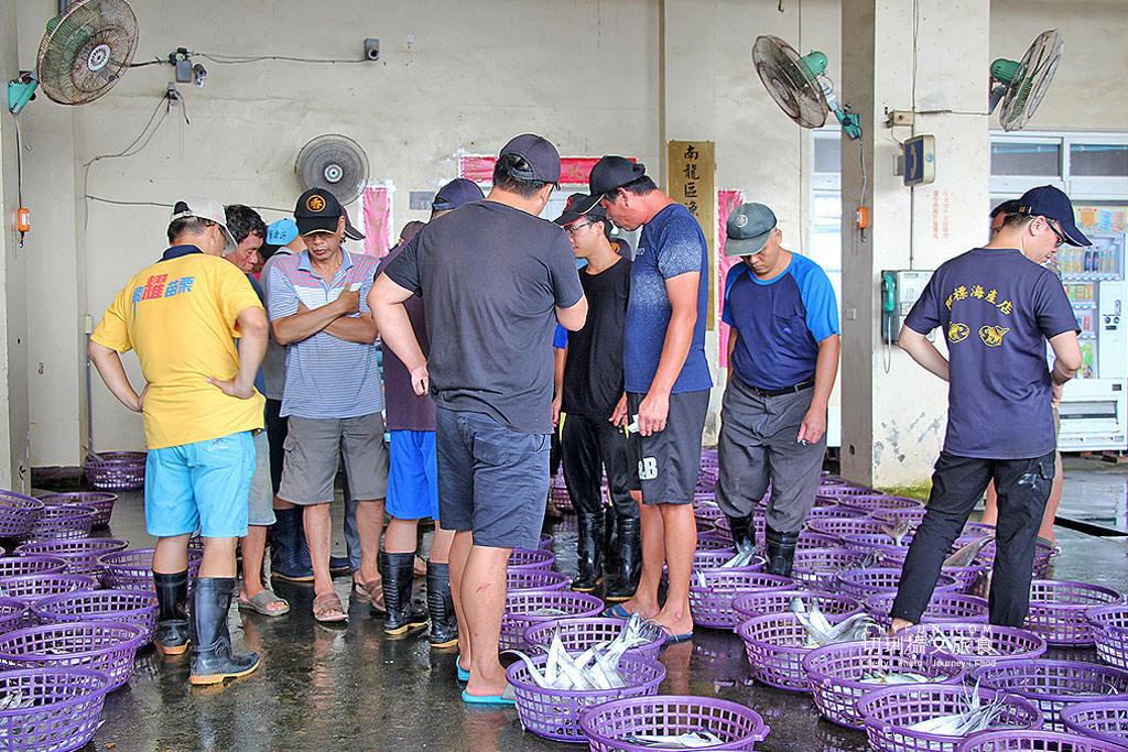 20190916201319_8 苗栗|龍鳳漁港看現撈體驗競拍魚貨之精彩,直擊慢魚運動的一環