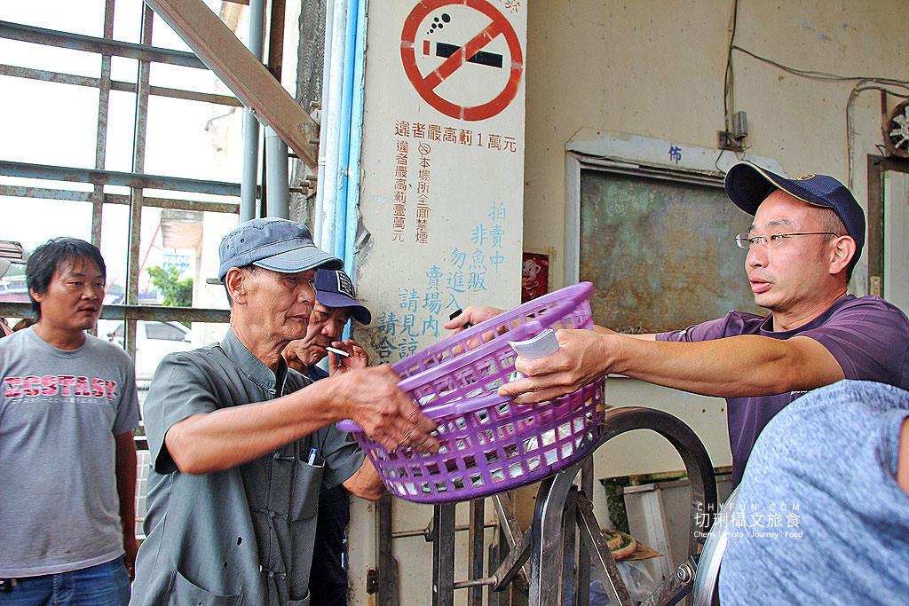 20190916201322_29 苗栗|龍鳳漁港看現撈體驗競拍魚貨之精彩,直擊慢魚運動的一環