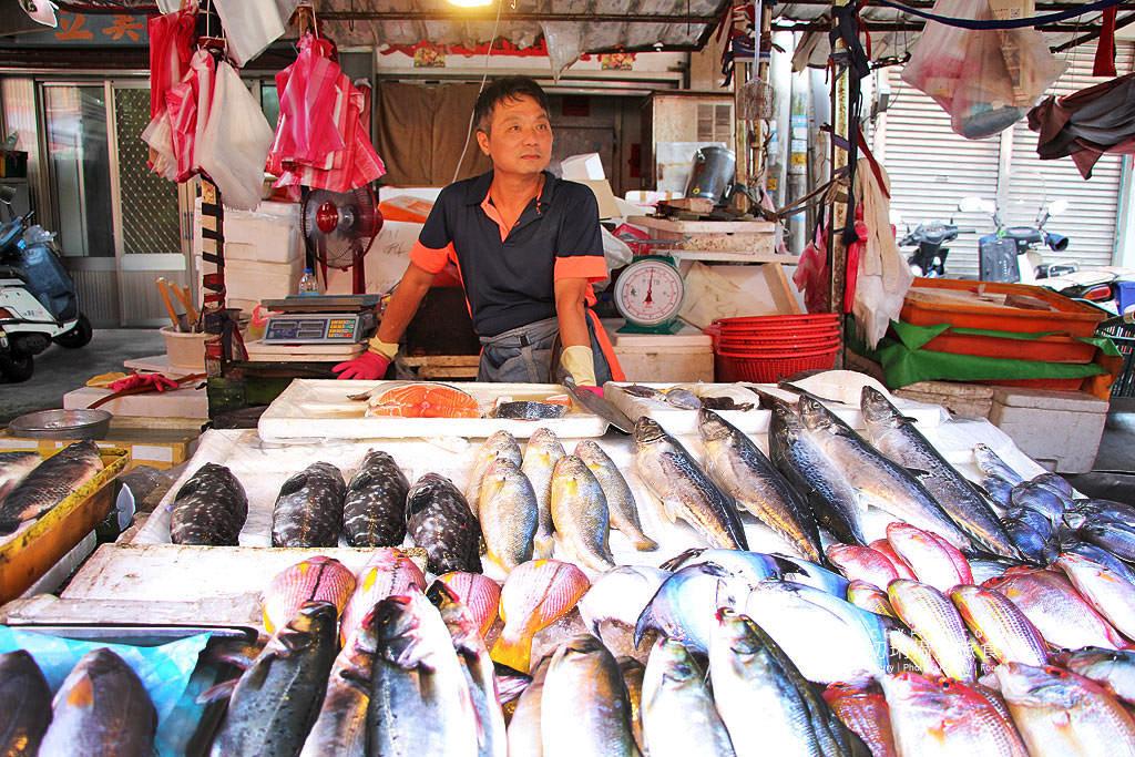 苑裡市場、苑裡老街交通、苑裡火車站、苑裡菜市場歷史、苑裡美食、苑裡魚丸