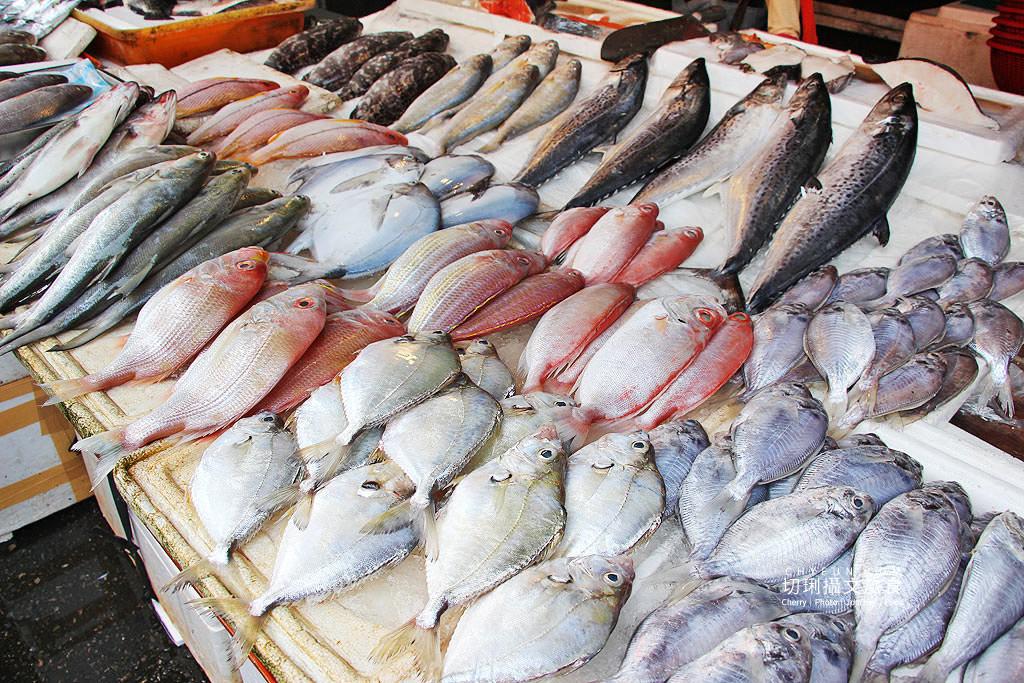 20190925225033_47 苗栗|苑裡市場魚市海味,魚丸新鮮海鮮多樣肉乾伴手禮好採購