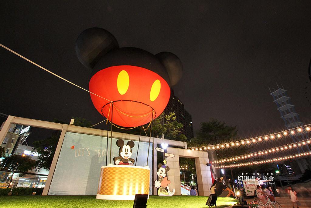 20191019040131_12 高雄|漢神巨蛋迪士尼米奇樂園,超大米奇熱氣球共度週年慶