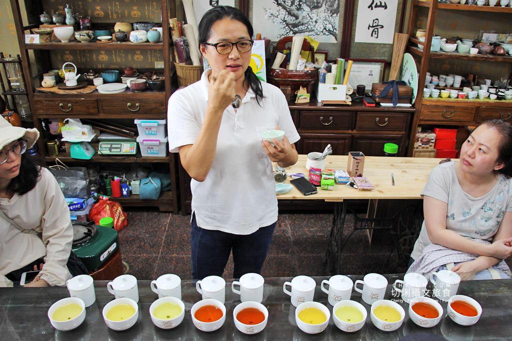 20191115080819_19 嘉義|阿里山石棹茶旅識茶道,喝一口好茶不簡單從採茶到擺席體驗茶香時節