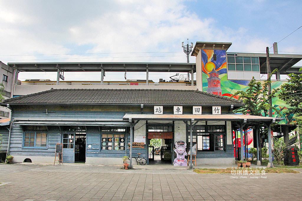 屏東旅遊、竹田車站咖啡、竹田車站和服