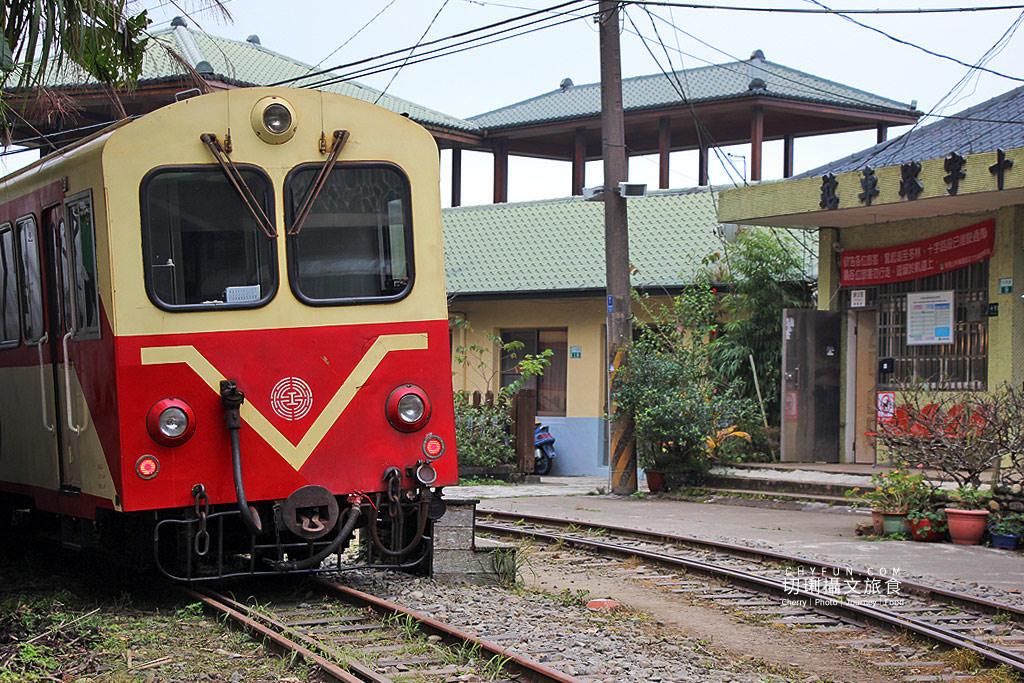 嘉義森鐵遊、十字路車站、阿里山旅遊