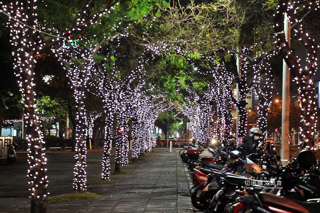 20191206025808_55 高雄 高雄追光季LOVE中央公園,聲光影互動打造全台之最聖誕樹