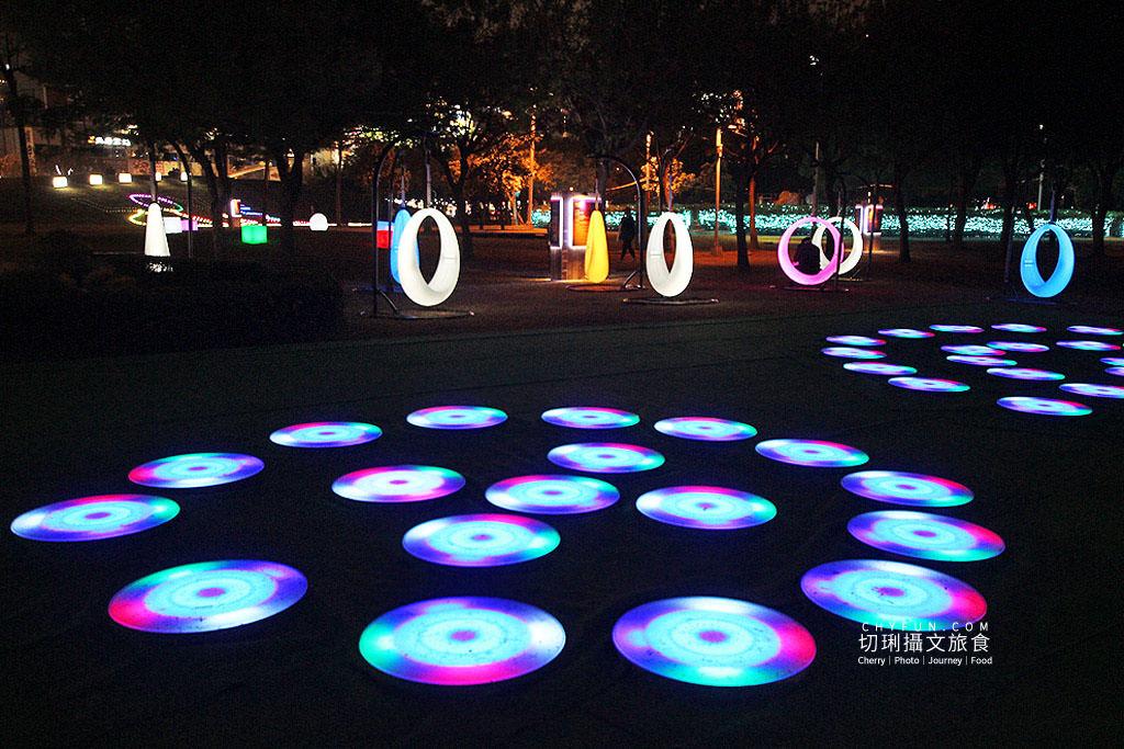 20191206025825_78 高雄 高雄追光季LOVE中央公園,聲光影互動打造全台之最聖誕樹