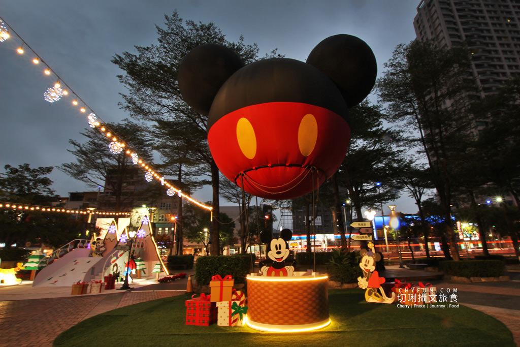 20191211231011_50 高雄|漢神巨蛋迪士尼米奇樂園,超大米奇熱氣球共度週年慶