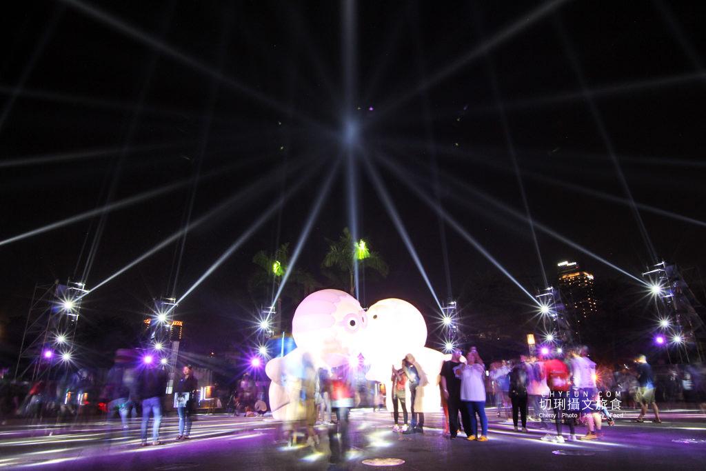 20191225225843_33 高雄 高雄追光季LOVE中央公園,聲光影互動打造全台之最聖誕樹