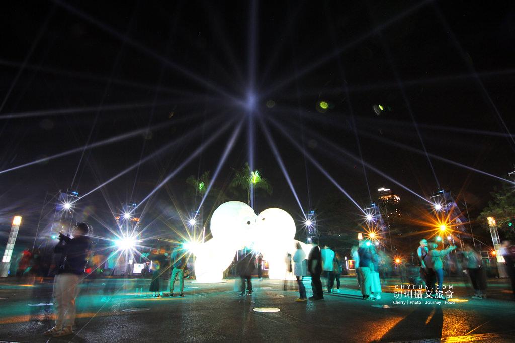 20191225225907_19 高雄 高雄追光季LOVE中央公園,聲光影互動打造全台之最聖誕樹