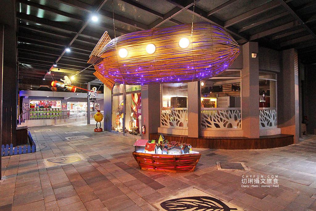 台南旅遊、2020月津港燈節、新營服務區