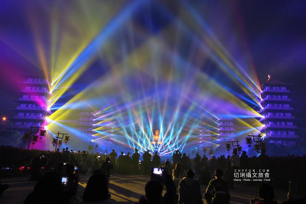 20200124042838_76 高雄|佛光山燈會煙火光雕2020很科技,無人機燈光秀花燈璀璨迎新年