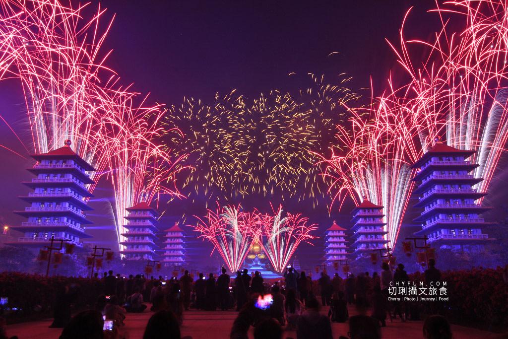20200124042841_30 高雄|佛光山燈會煙火光雕2020很科技,無人機燈光秀花燈璀璨迎新年