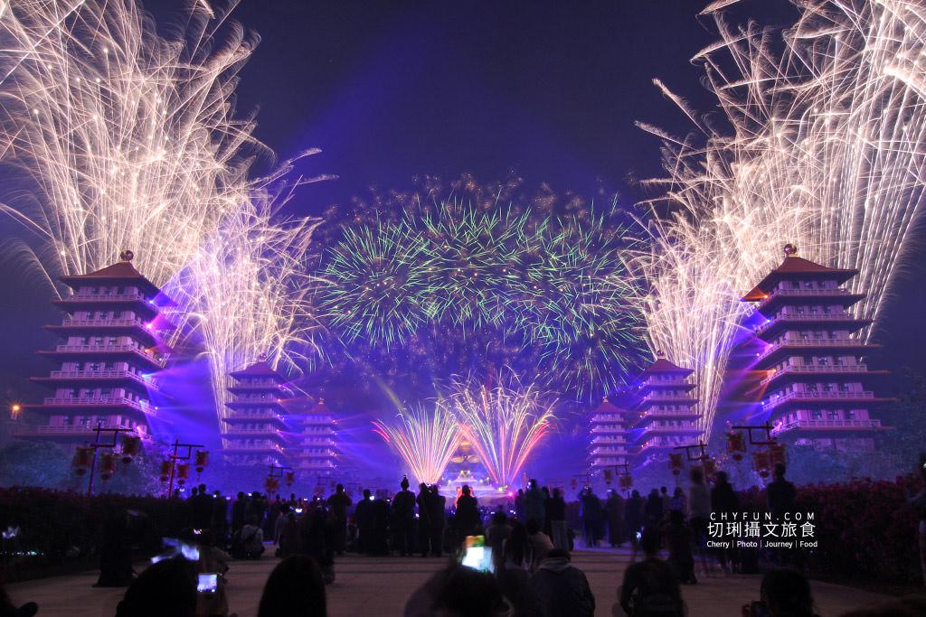 20200124042915_59 高雄|佛光山燈會煙火光雕2020很科技,無人機燈光秀花燈璀璨迎新年