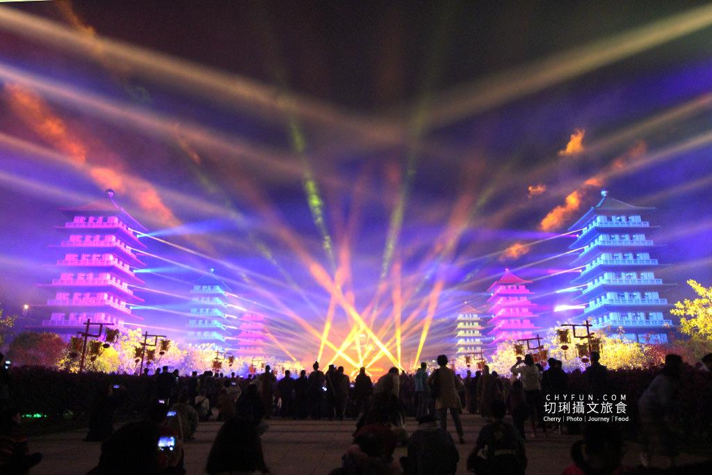 20200124042917_23 高雄|佛光山燈會煙火光雕2020很科技,無人機燈光秀花燈璀璨迎新年