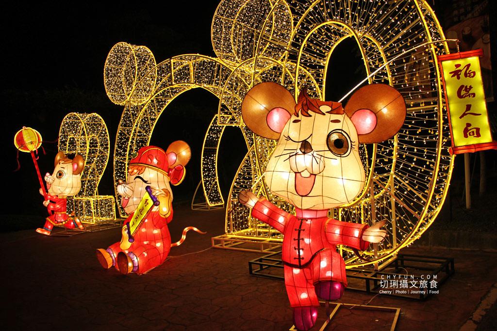 20200124042921_17 高雄|佛光山燈會煙火光雕2020很科技,無人機燈光秀花燈璀璨迎新年