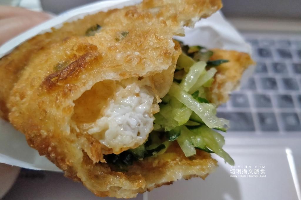 20200222114800_37 澎湖|馬公郵局口蔥油餅位置遷移,排隊人潮不減依舊美味