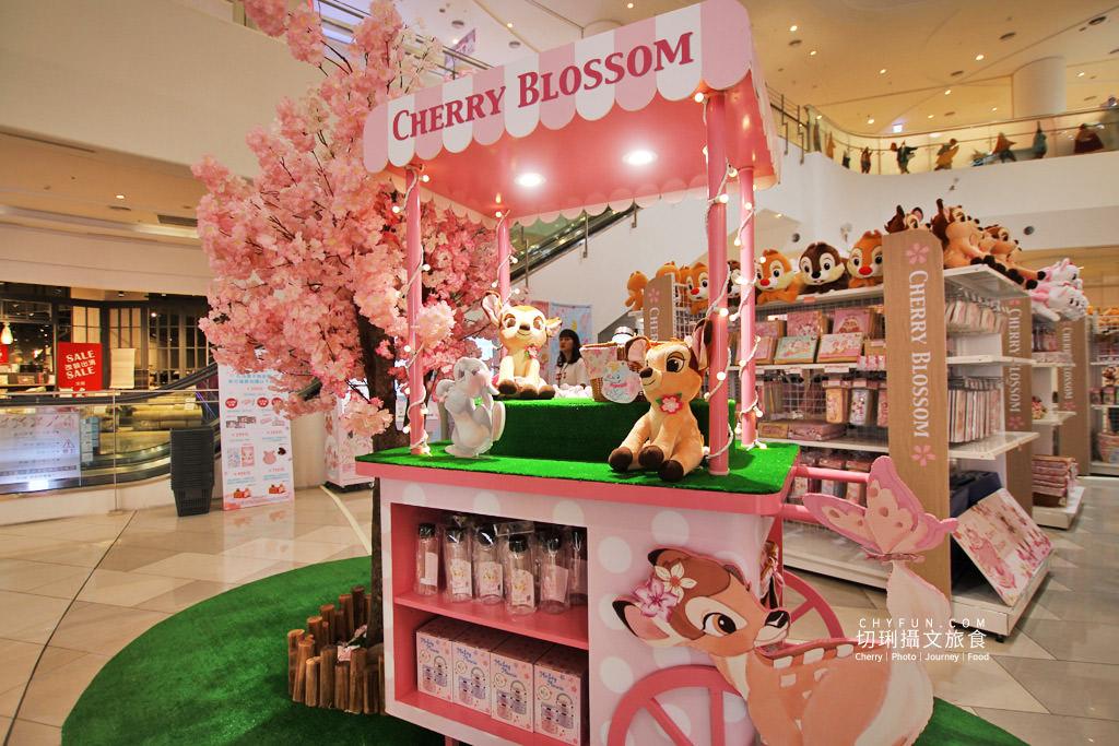 20200401234429_3 高雄 草衙道迪士尼櫻花季期間限定店,超粉嫩色彩與超可愛小物好拍又好買