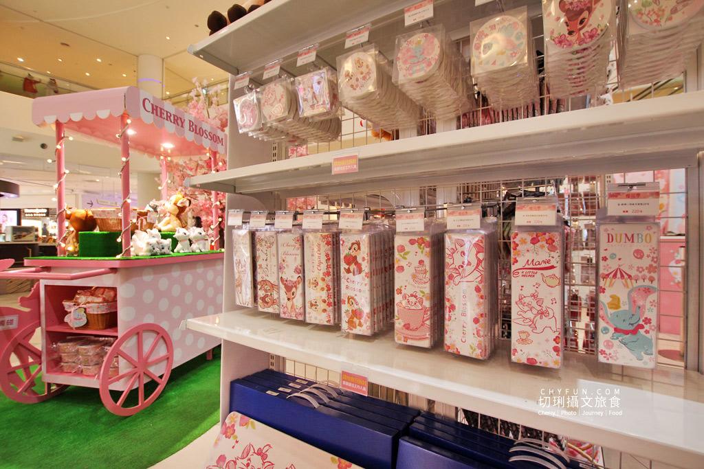 20200401234440_53 高雄 草衙道迪士尼櫻花季期間限定店,超粉嫩色彩與超可愛小物好拍又好買