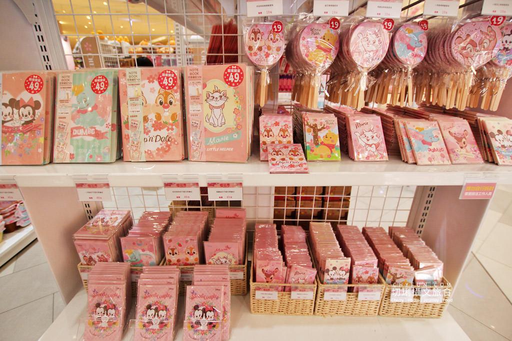 20200401234441_43 高雄 草衙道迪士尼櫻花季期間限定店,超粉嫩色彩與超可愛小物好拍又好買