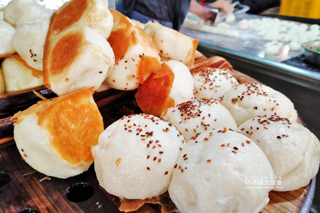 北辰市場、北辰市場推薦、北辰市場水煎包、百幅水煎包