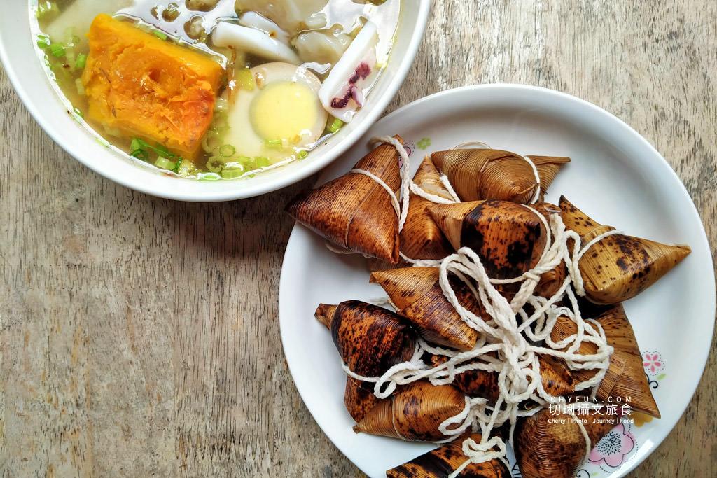 20200501214425_7 澎湖|北辰市場簡單美味又飽足金瓜麵猴,另有可愛小巧之全台最小料多一口粽