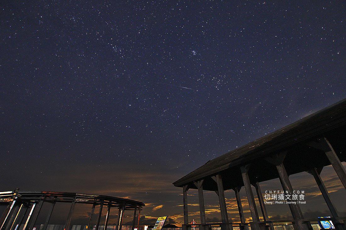 IMG_0777 英仙座流星雨 在澎湖拍星空、星軌、賞流星,滿天繁星只為拍那一顆