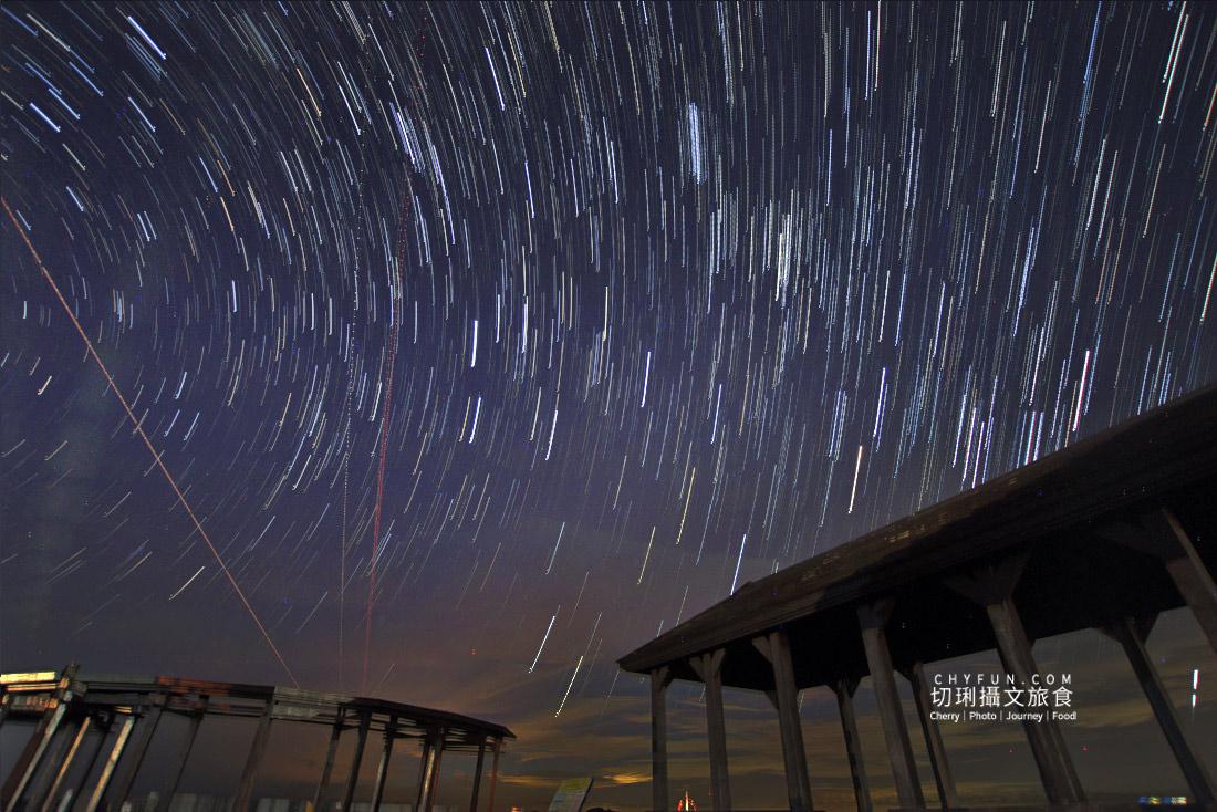 IMG_0786 英仙座流星雨 在澎湖拍星空、星軌、賞流星,滿天繁星只為拍那一顆